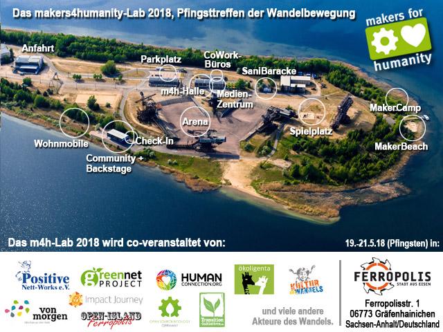m4h Lab 2018 Karte
