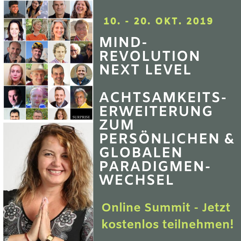 mind revolution 10. 20. Okt. 2019